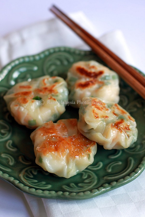 Get the recipe Shrimp and Chive Dumplings @recipes_to_go