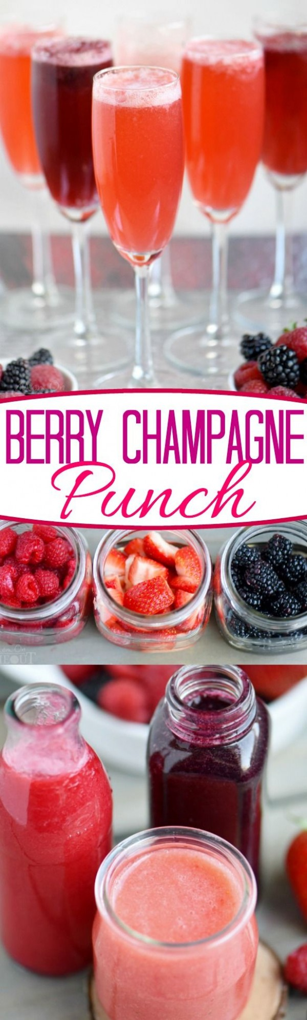 Get the recipe Berry Champagne Punch @recipes_to_go