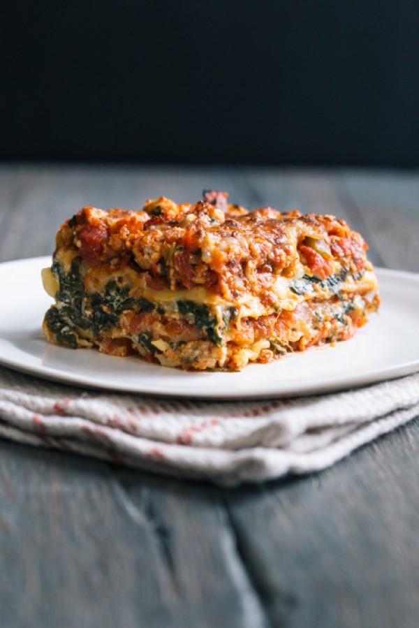 Get the recipe Spinach Turkey Lasagna @recipes_to_go