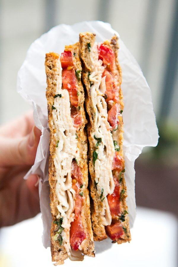 Get the recipe Turkey and Tomato Panini @recipes_to_go