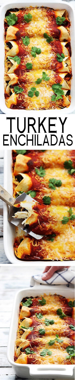 Get the recipe Turkey Enchiladas @recipes_to_go
