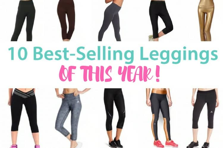 best selling woman leggings of 2017 and 2018