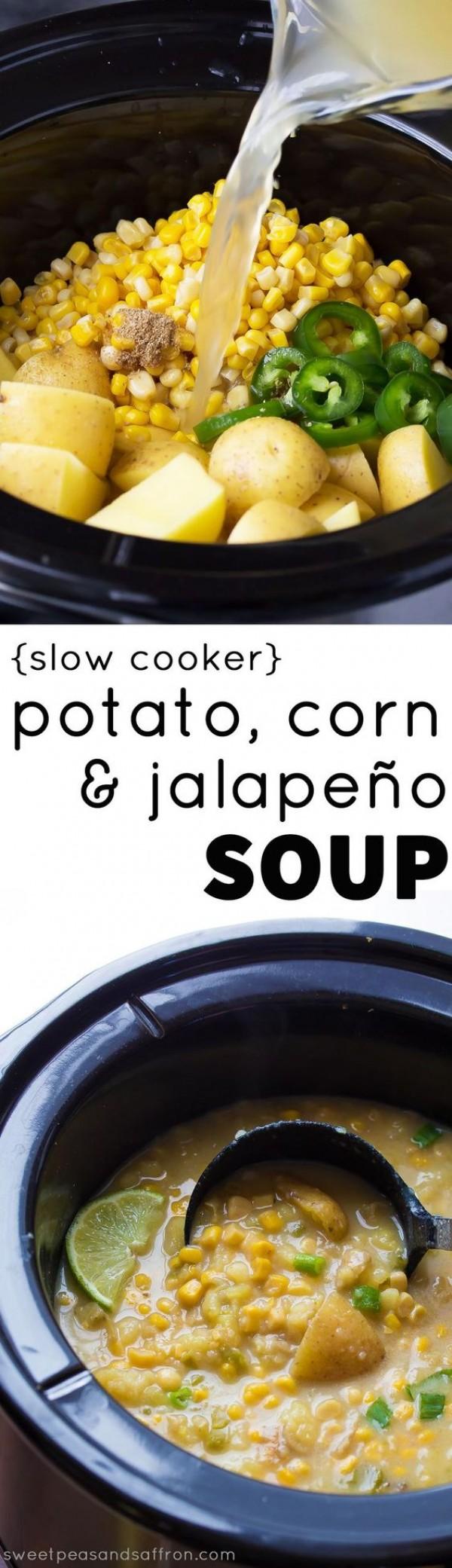 Get the recipe Potato Corn and Jalapeno Soup @recipes_to_go