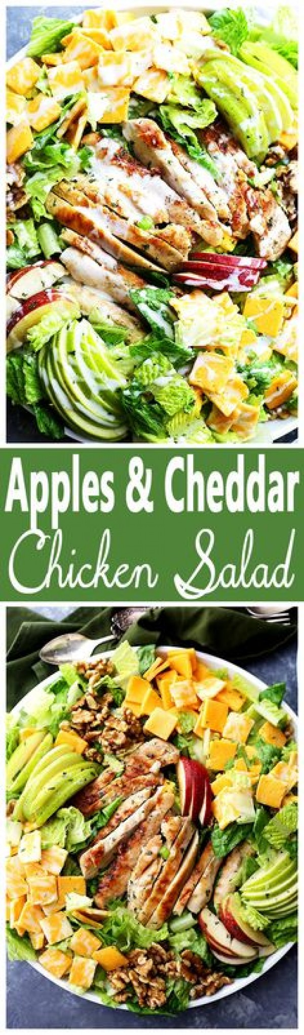 Get the recipe Apples and Cheddar Chicken Salad @recipes_to_go