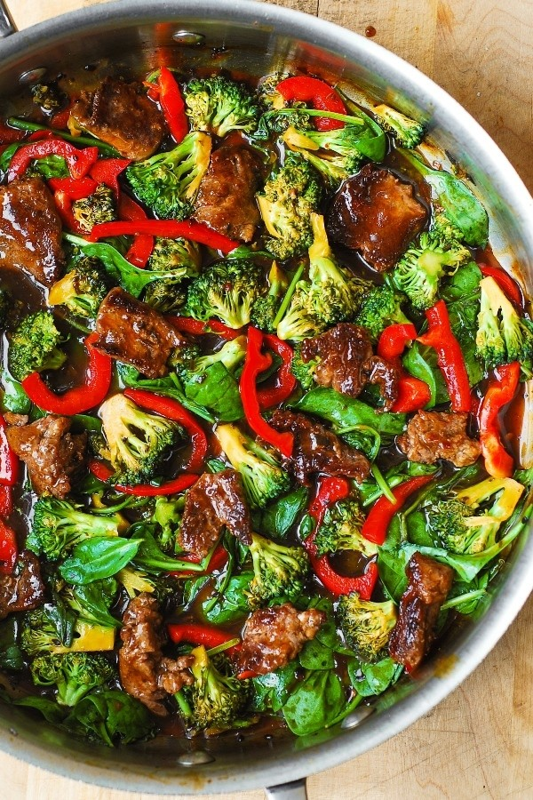 Get the recipe Asian Beef and Broccoli Salad @recipes_to_go