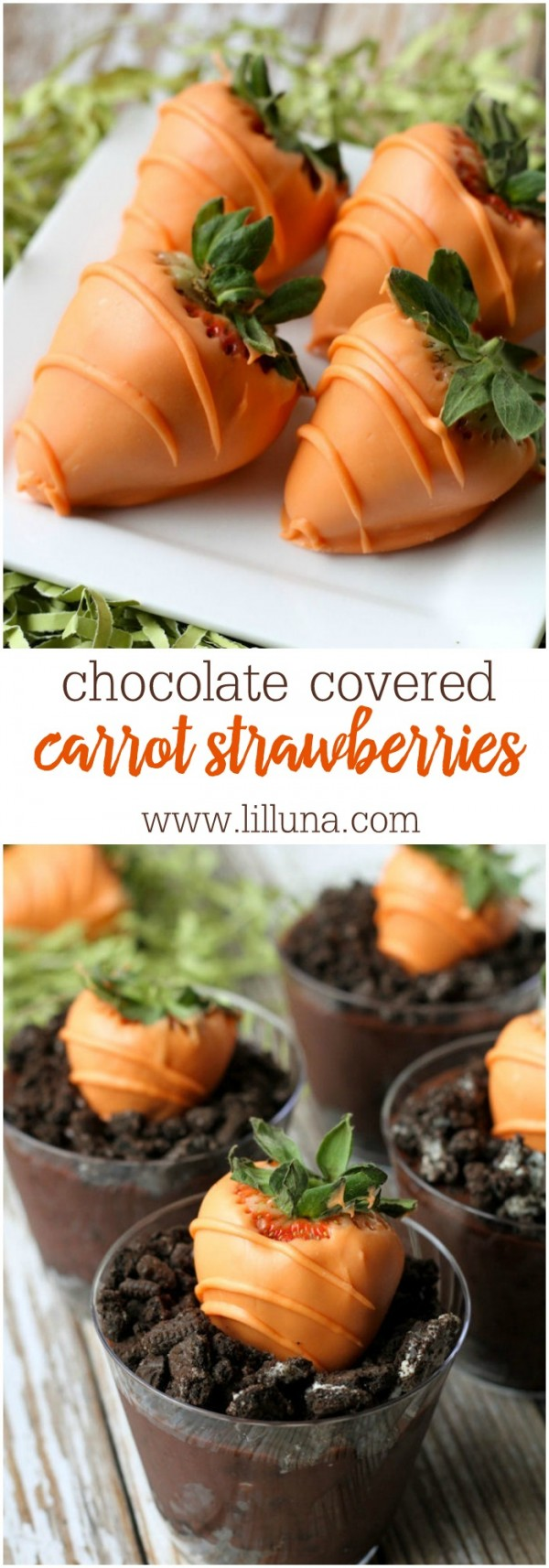 Get the recipe Chocolate Covered Carrot Strawberries @recipes_to_go