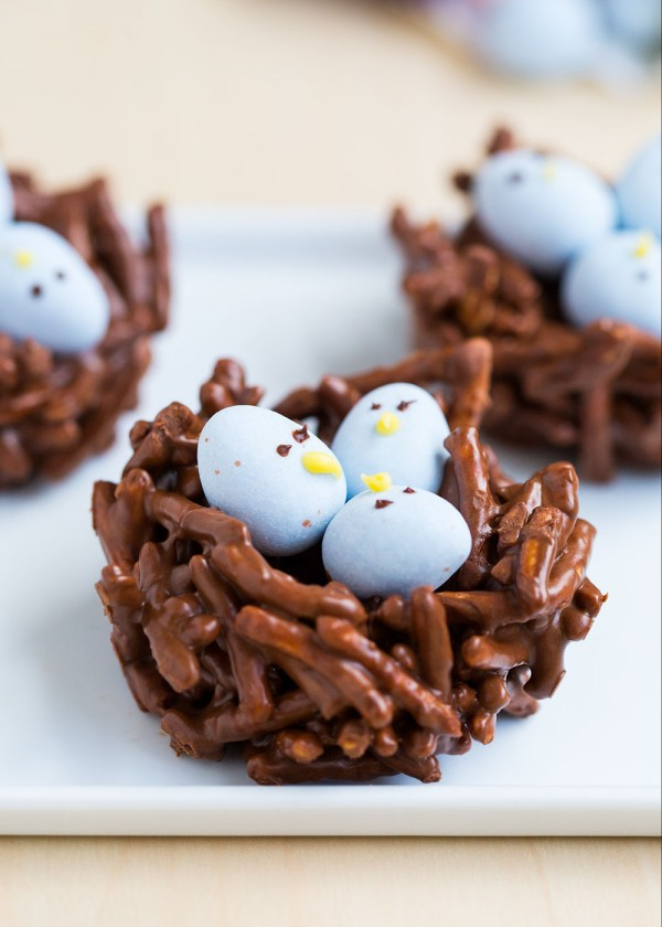 Get the recipe Chocolate Egg Nest Treats @recipes_to_go
