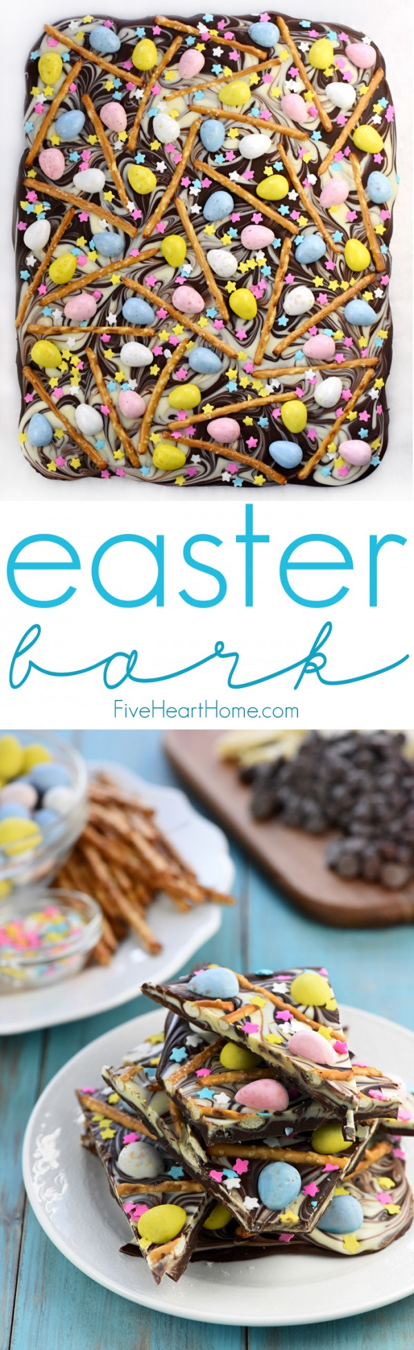 Get the recipe Easter Bark @recipes_to_go