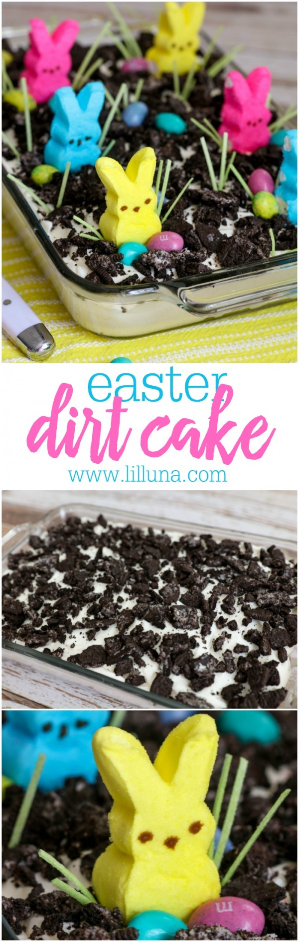 Get the recipe Easter Dirt Cake @recipes_to_go