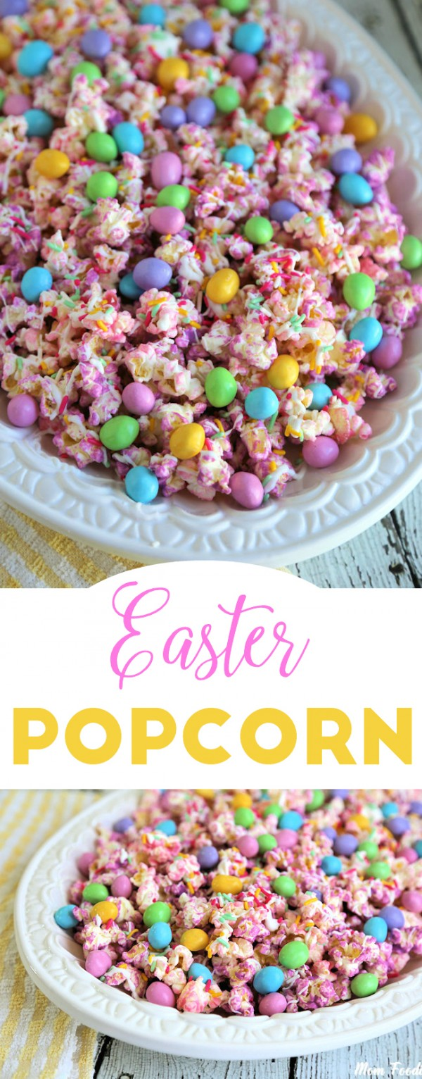 Get the recipe Easter Popcorn @recipes_to_go