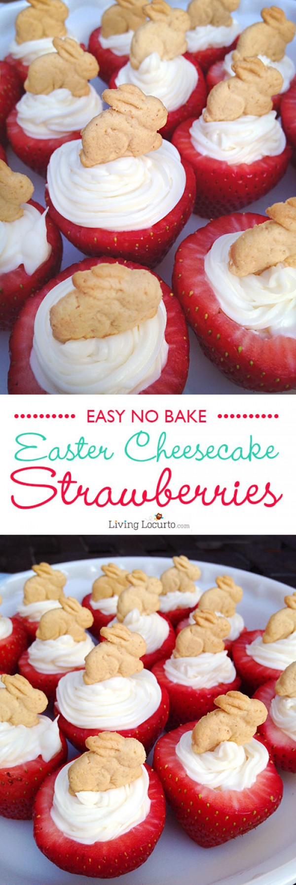 Get the recipe Easter Cheesecake Strawberries @recipes_to_go