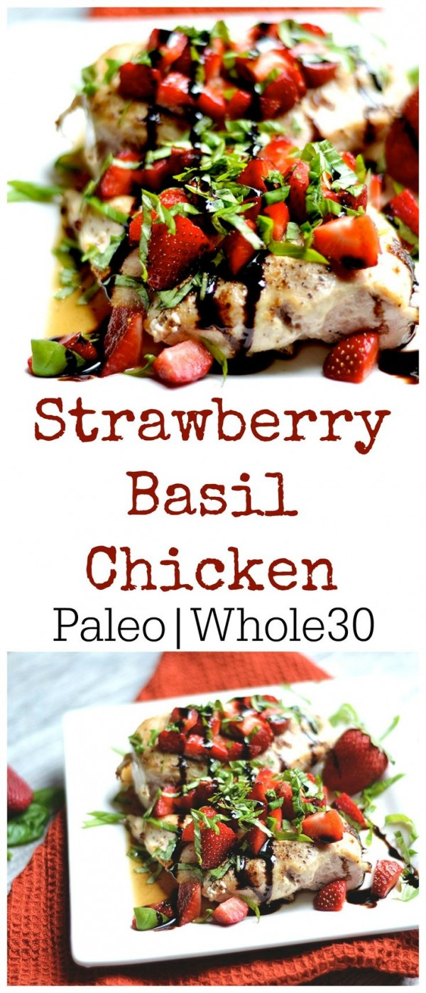 Get the recipe Strawberry Basil Chicken @recipes_to_go