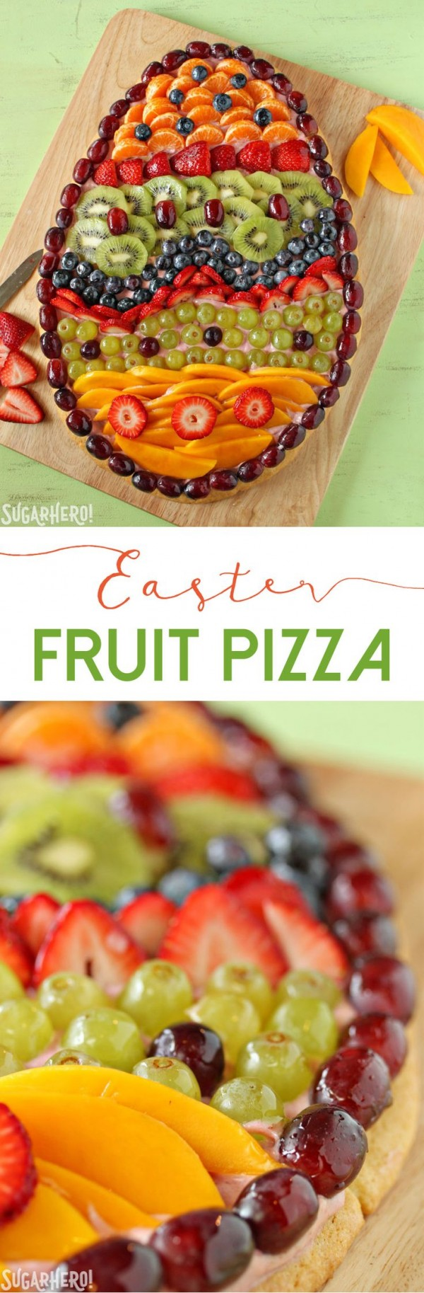 Get the recipe Easter Fruit Pizza @recipes_to_go