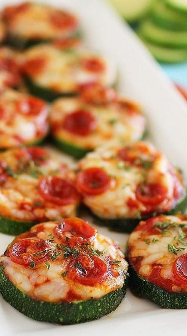 Get the recipe Zucchini Pizza Bites @recipes_to_go