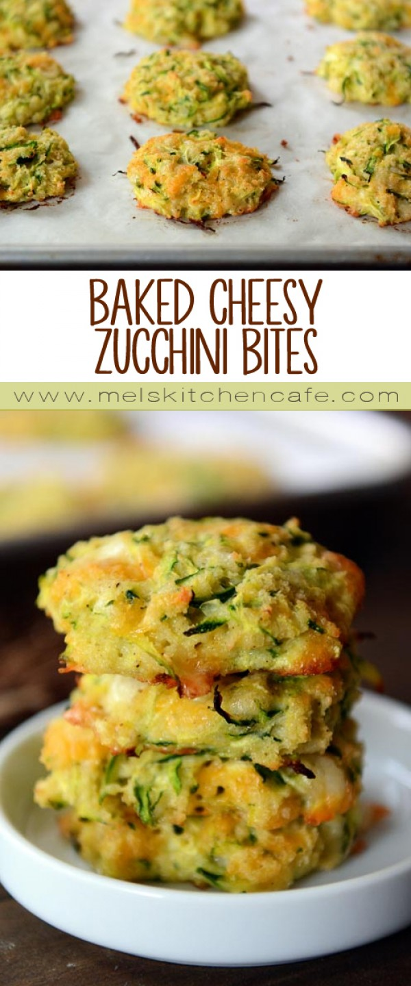 Get the recipe Baked Cheese Zucchini Bites @recipaes_to_go