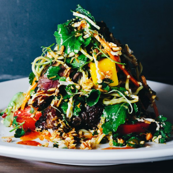 Get the recipe Thai Steak and Noodle Salad @recipes_to_go
