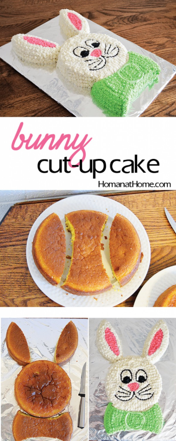 Get the recipe Bunny Cut-up Cake @recipes_to_go