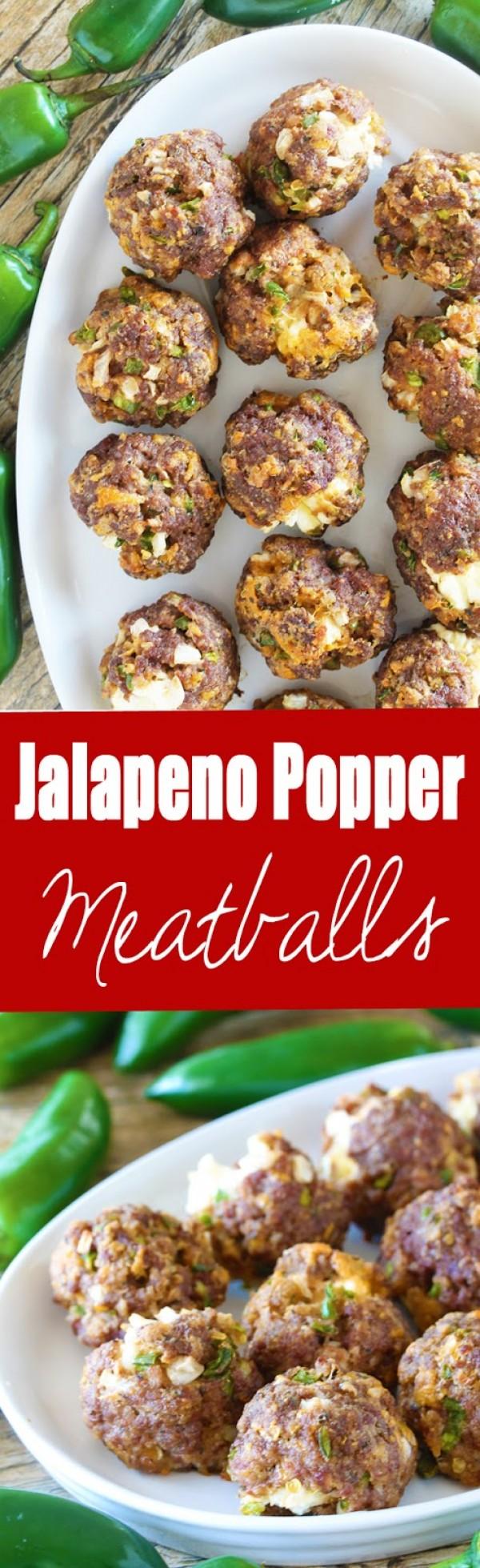 Get the recipe Jalapeno Popper Meatballs @recipes_to_go