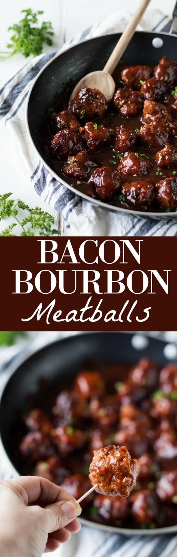 Get the recipe Bacon Bourbon Meatballs @recipes_to_go