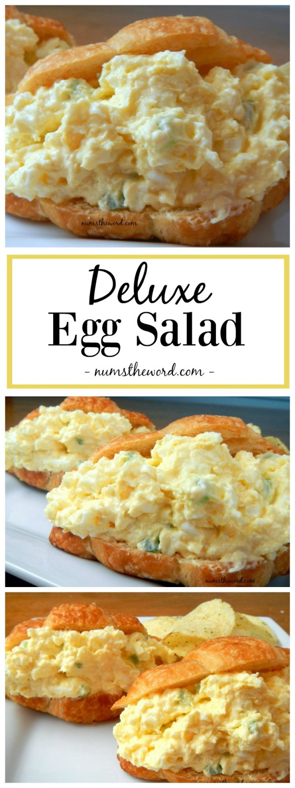 Get the recipe Deluxe Egg Salad @recipes_to_go