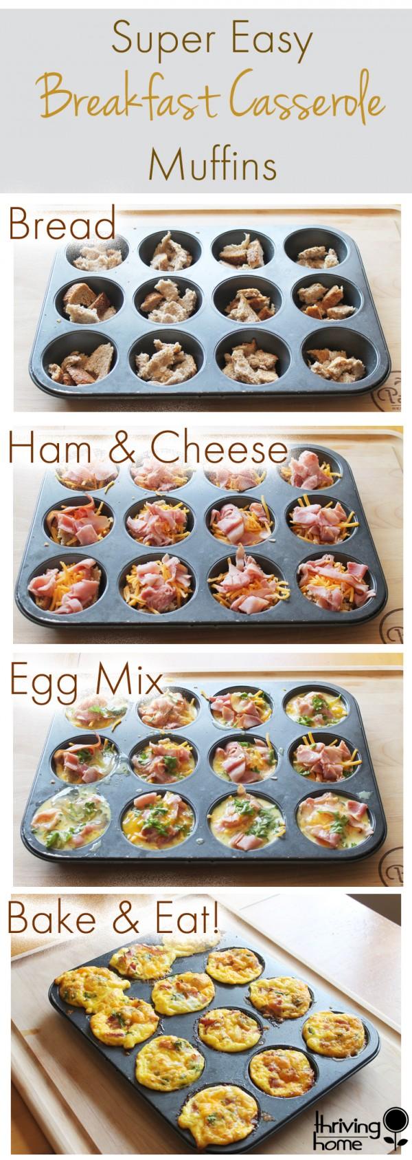 Get the recipe Breakfast Casserole Muffins @recipes_to_go