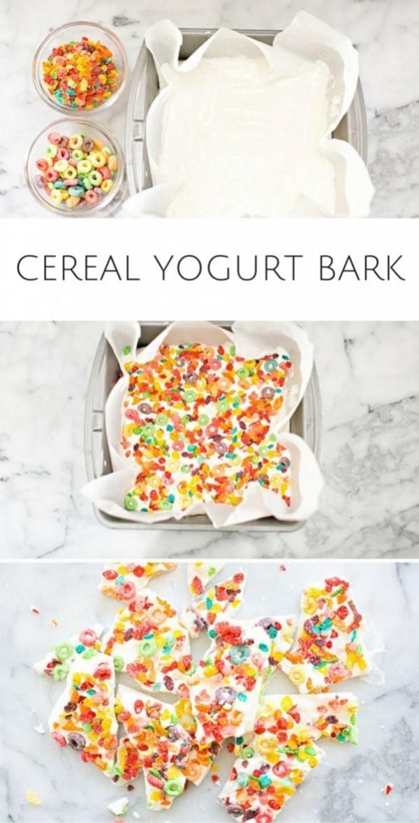 Get the recipe Cereal Yogurt Bark @recipes_to_go