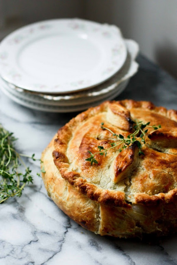 Get the recipe Spring Vegetable Pot Pie @recipes_to_go