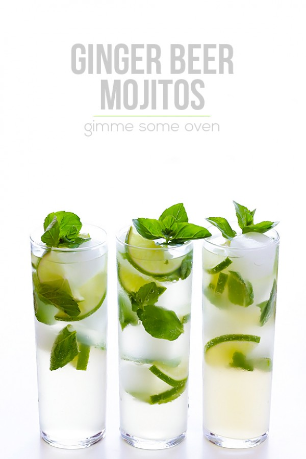 Get the recipe Ginger Beer Mojito @recipes_to_go