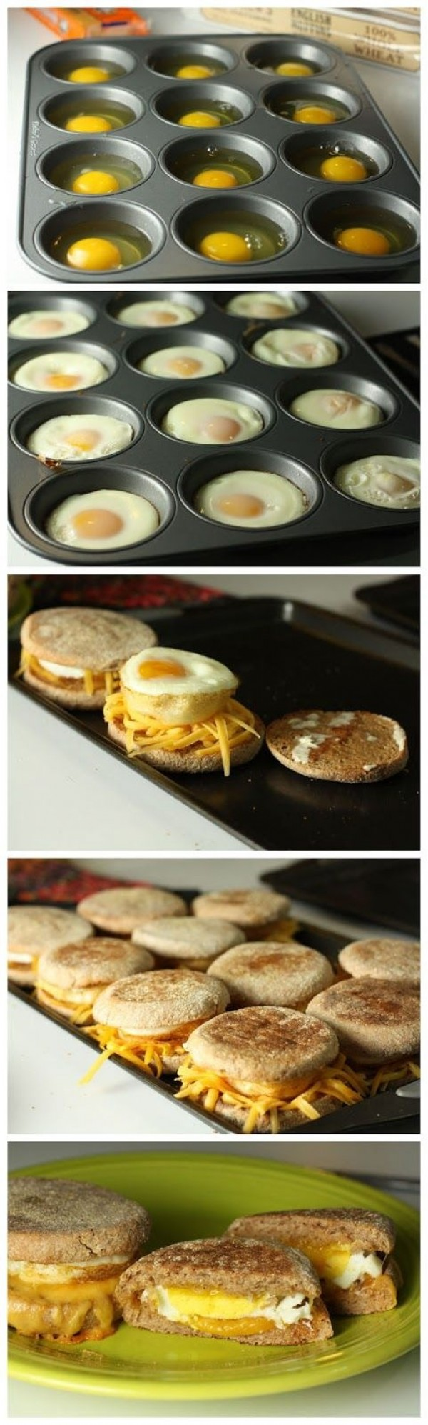 Get the recipe Breakfast Sandwiches @recipes_to_go