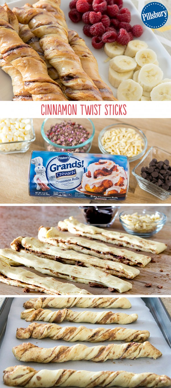 Get the recipe Cinnamon Twist Sticks @recipes_to_go