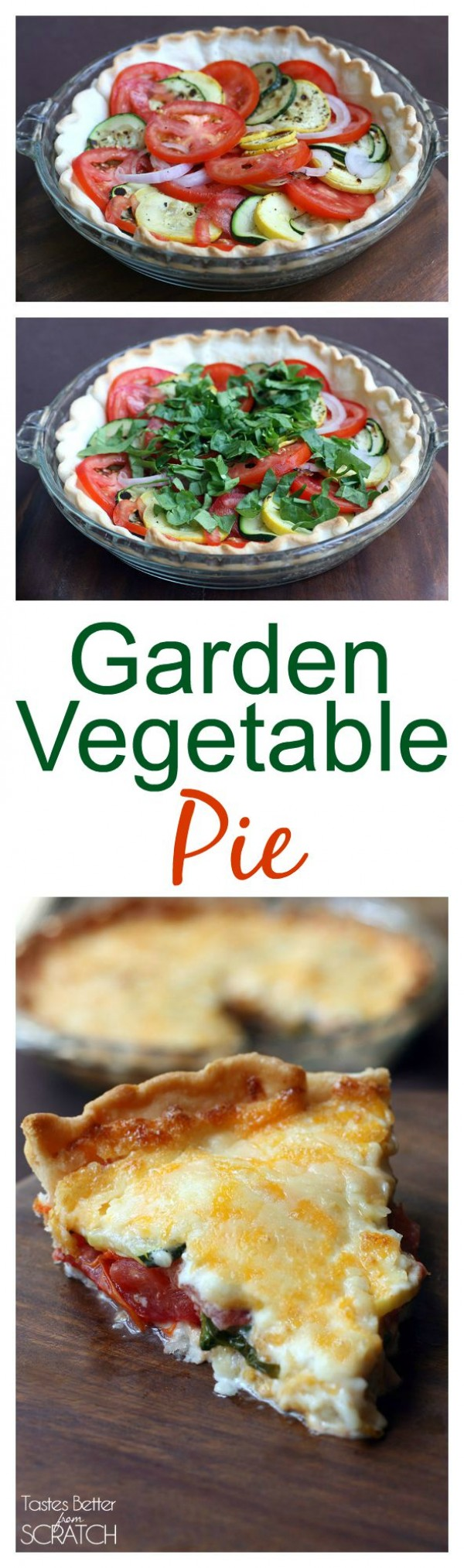 Get the recipe Garden Vegetable Pie @recipes_to_go