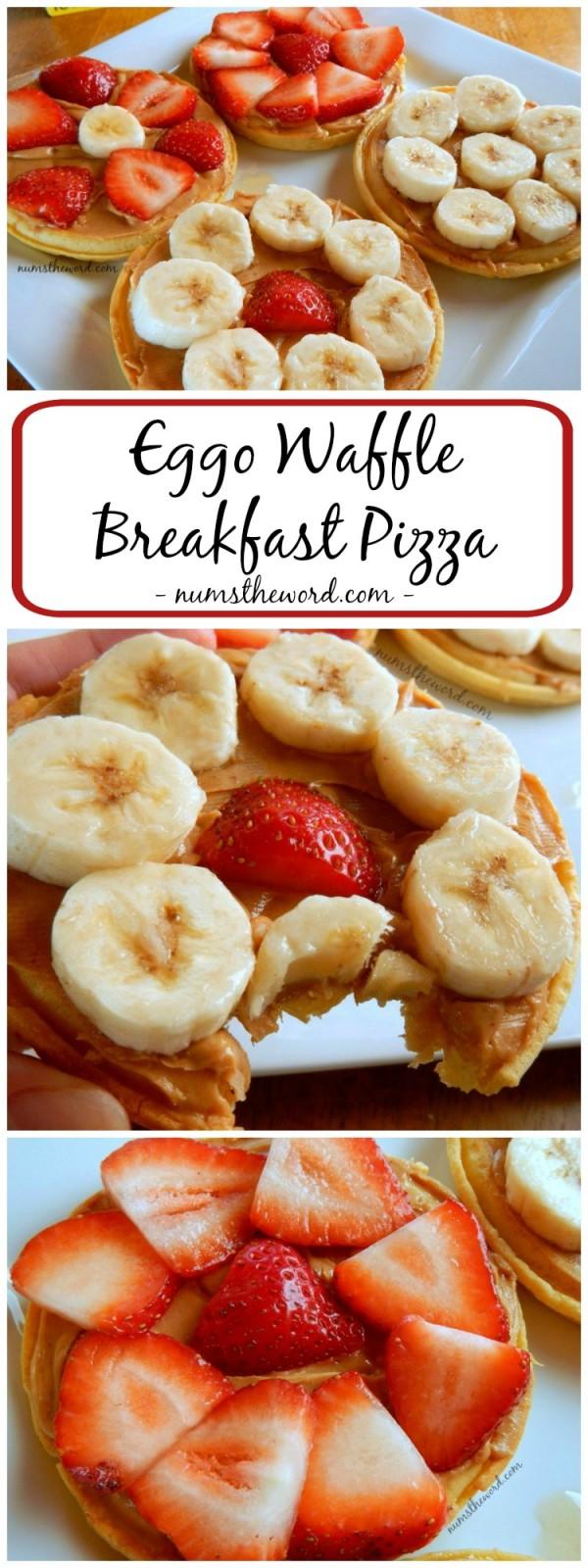 Get the recipe Eggo Waffle Breakfast Pizza @recipes_to_go