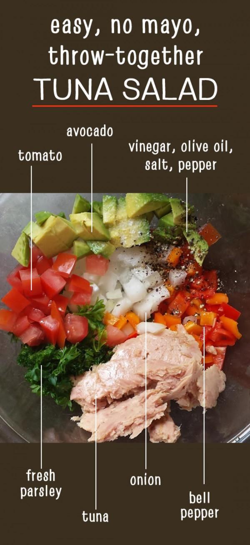 Get the recipe Tuna Salad @recipes_to_go