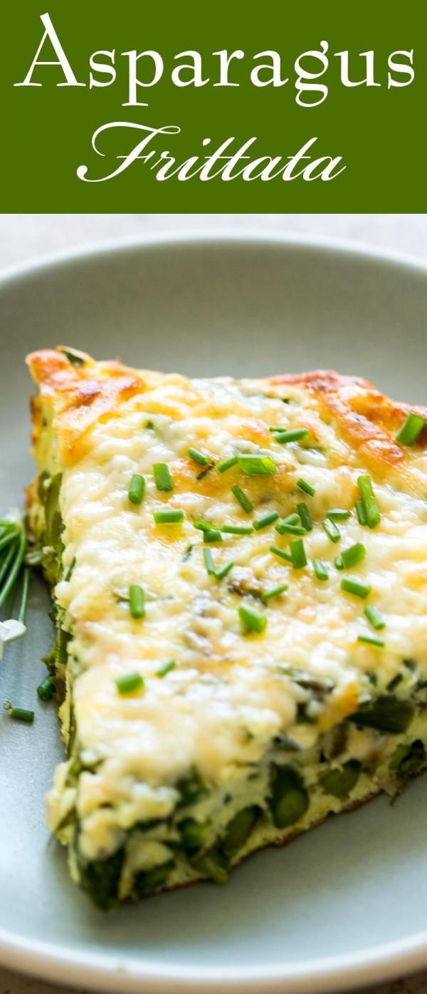 Get the recipe Asparagus Frittata @recipes_to_go