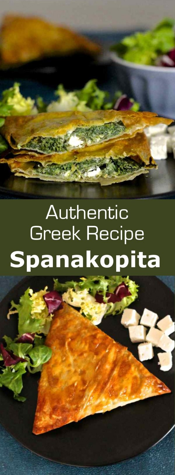 Get the recipe Authentic Greek Recipe Spanakopita @recipes_to_go