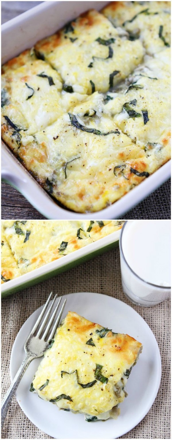 Get the recipe Spinach Artichoke Egg Casserole @recipes_to_go