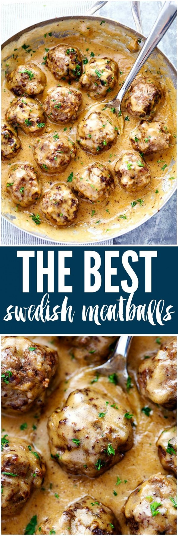 Get the recipe The Best Swedish Meatballs @recipes_to_go