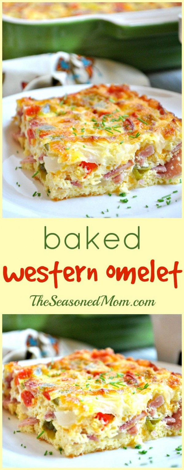 Get the recipe Baked Western Omelet @recipes_to_go