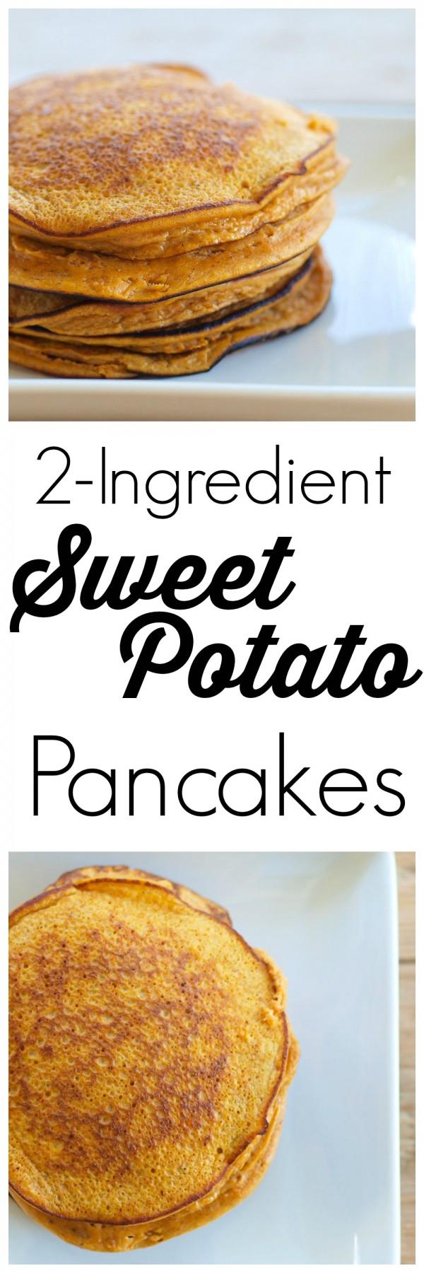 Get the recipe Sweet Potato Pancakes @recipes_to_go