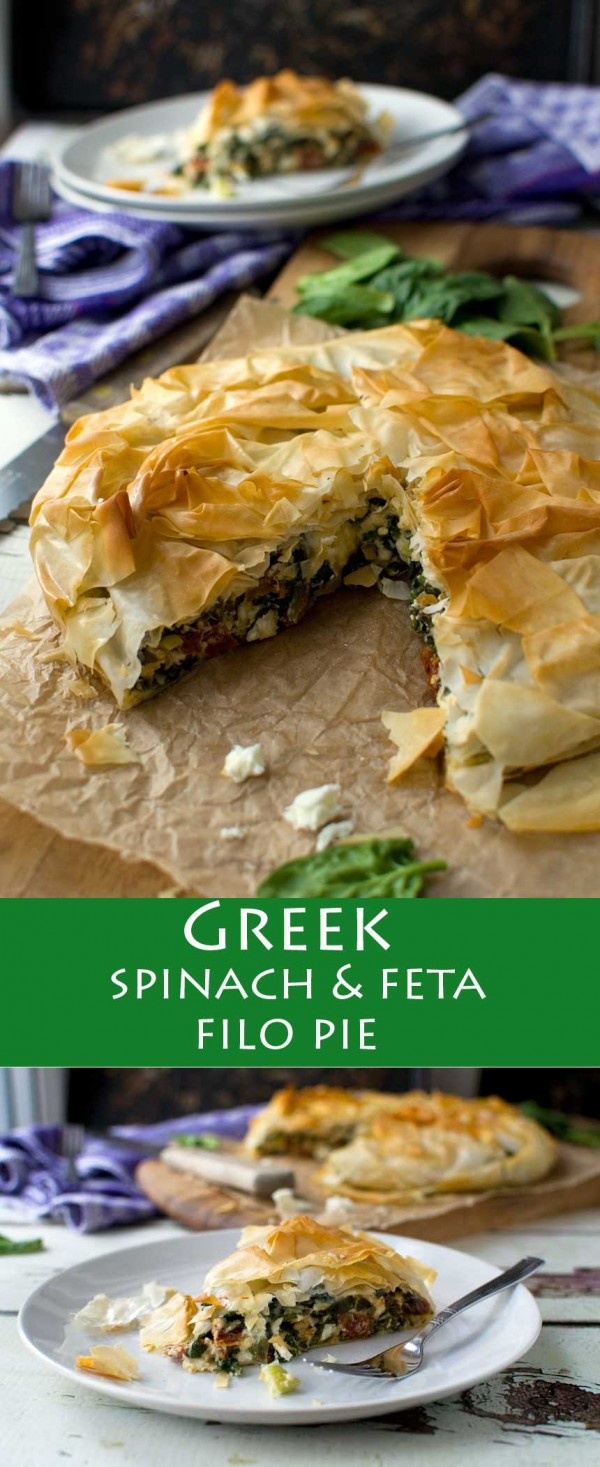 Get the recipe Greek Spinach and Feta Filo Pie @recipes_to_go