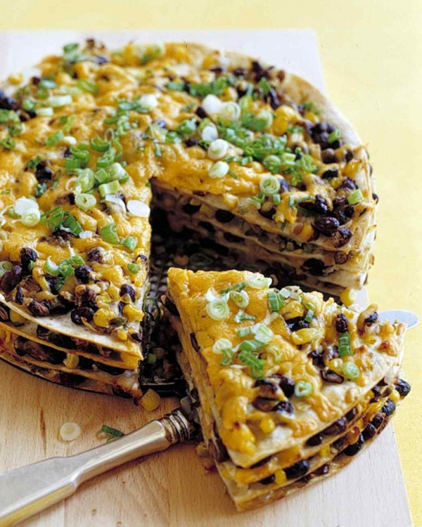 Get the recipe Tortilla and Black Bean Pie @recipes_to_go
