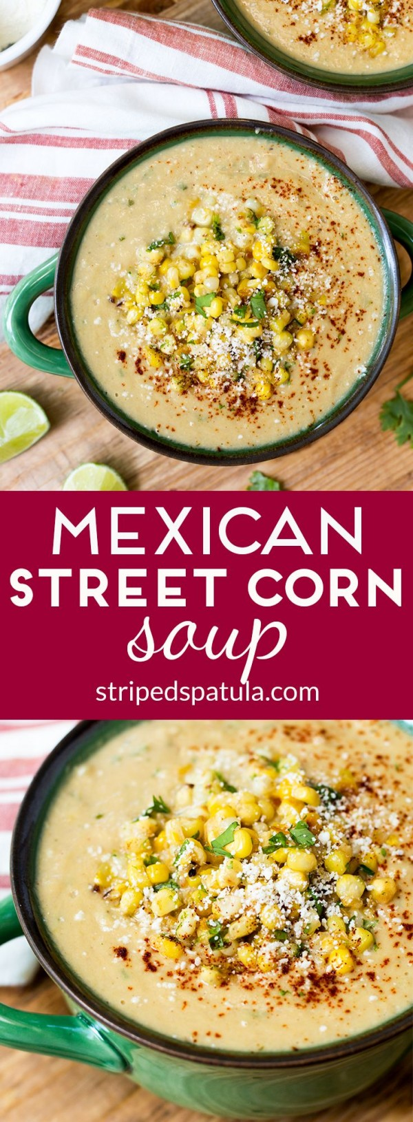 Get the recipe Mexican Street Corn Soup @recipes_to_go