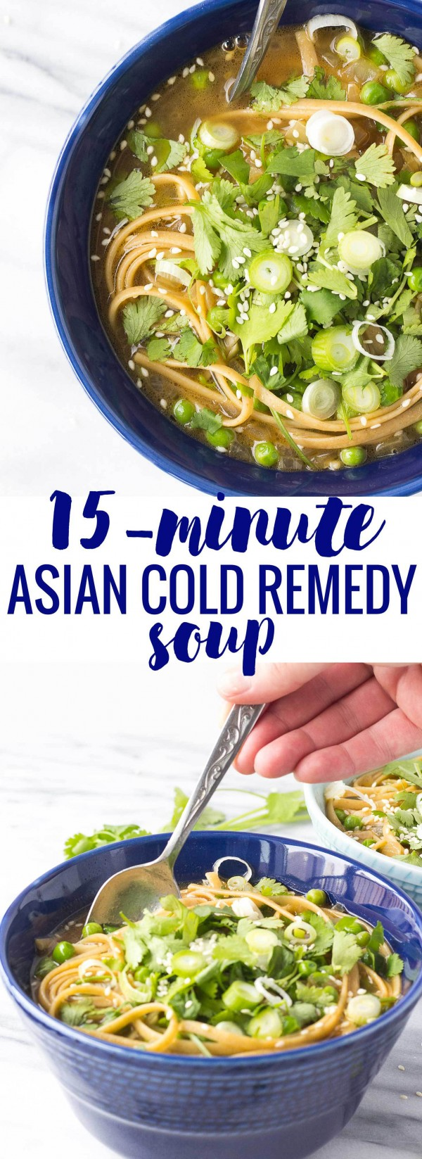 Get the recipe Asian Cold Remedy Soup @recipes_to_go