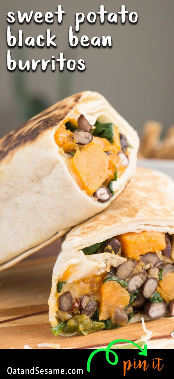 Get the recipe Sweet Potato Black Bean Burritos @recipes_to_go