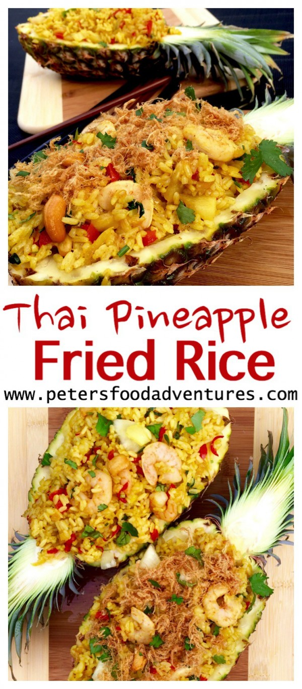 Get the recipe Thai Pineapple Fried Rice @recipes_to_go