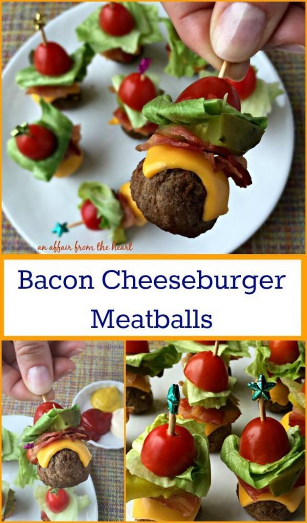 Get the recipe Bacon Cheeseburger Meatballs @recipes_to_go