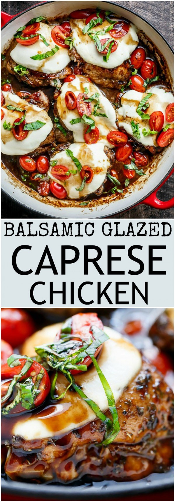 Get the recipe Caprese Chicken @recipes_to_go