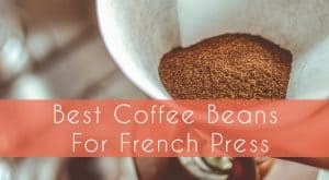 Best Coffee Beans for French Press