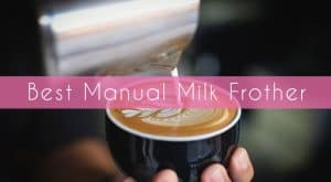 Best Manual Milk Frother