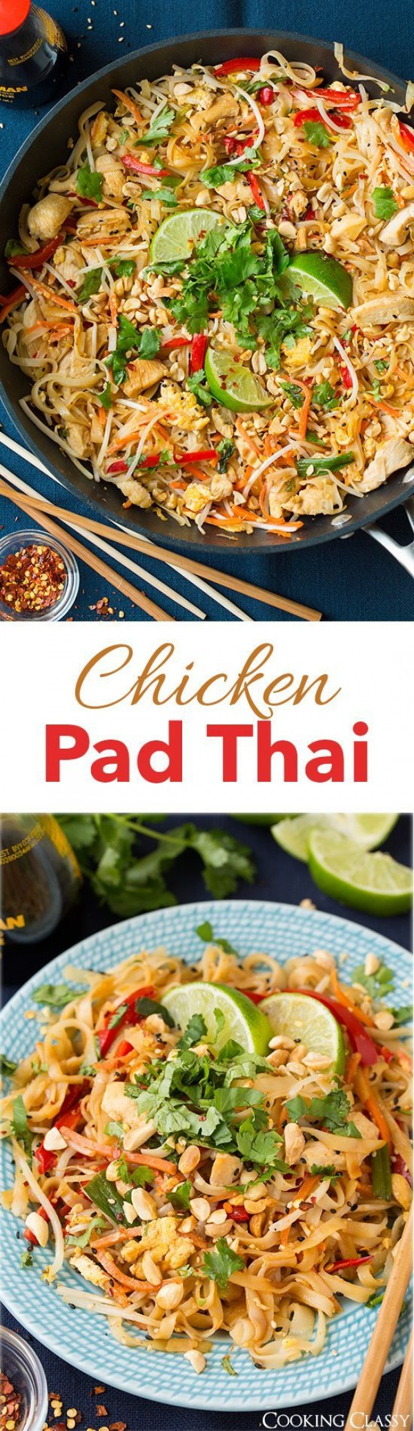Get the recipe Chicken Pad Thai @recipes_to_go